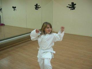 Girls Taekwondo