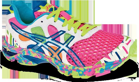 Asics Gel Noosa Tri 7 running shoes for women