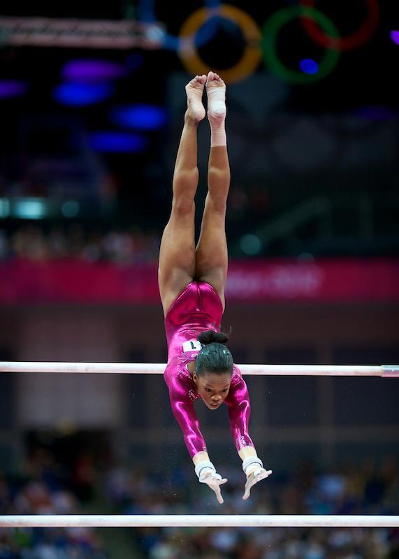 Gabby Douglas Olympic Champion