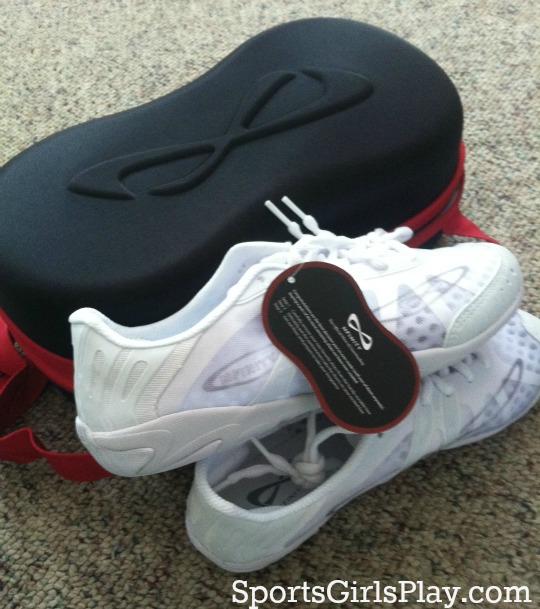 Nfinity Vengence Cheer Shoes