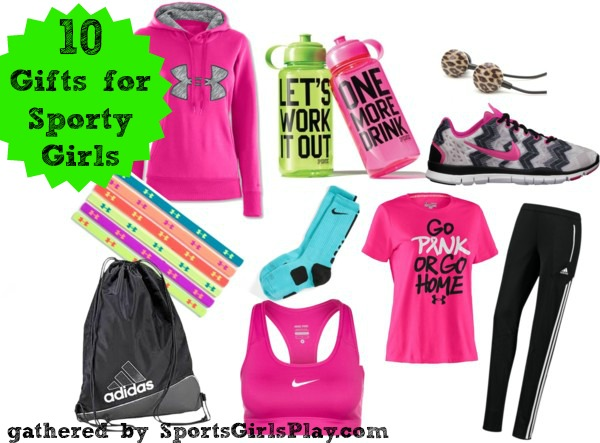 Gift Ideas for Girls who Play Sports