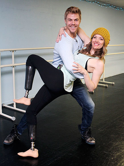 Amy Purdy Dancing with the Stars