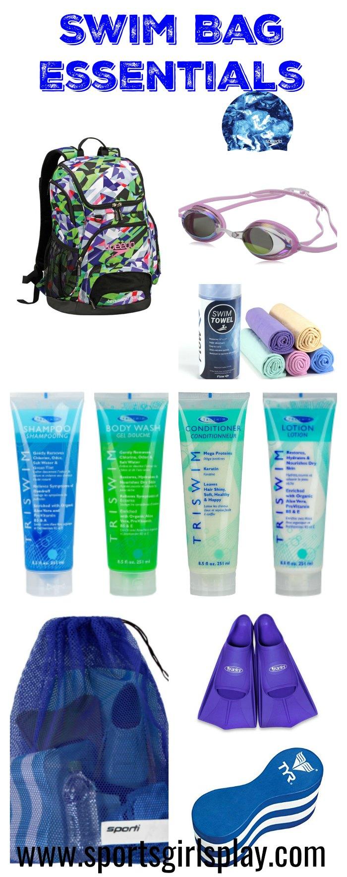 Swim Bag Essentials