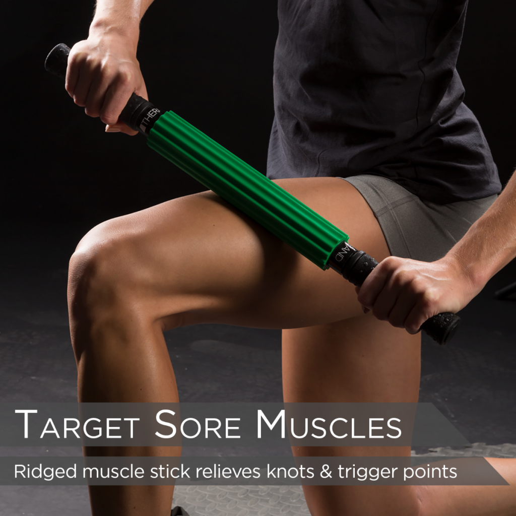 roll out sore muscles